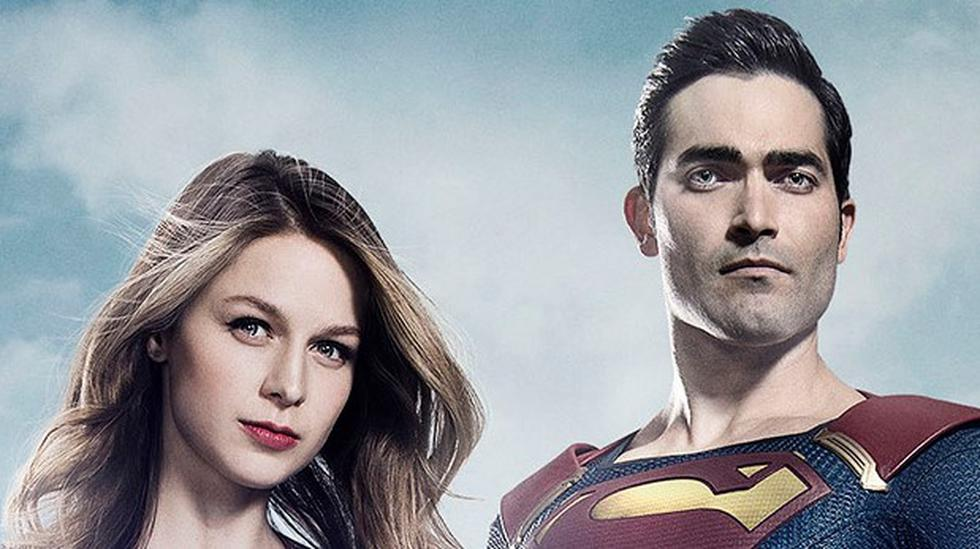 """Supergirl"" revela primera foto de Tyler Hoechlin como Superman - 1"