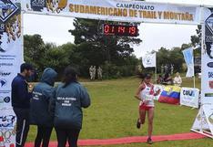 Peruanos triunfan en Sudamericano de Trail y Montaña de Uruguay