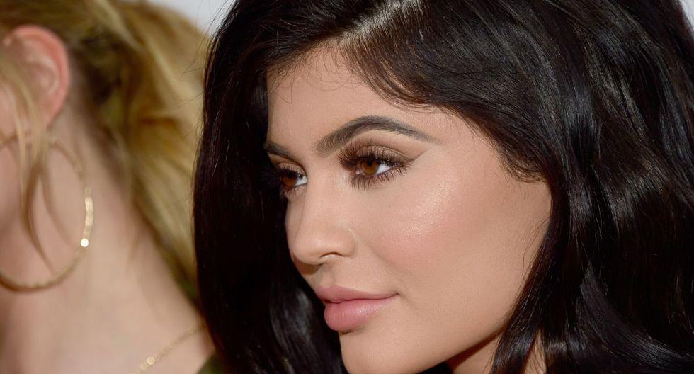 La grabación hecha por Kylie fue descargada por sus seguidores. (AFP)