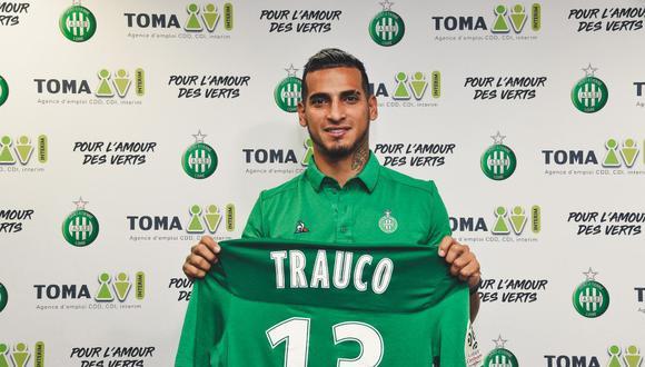 Miguel Trauco usará el dorsal '13' en ASSE. (Foto: Agencias)