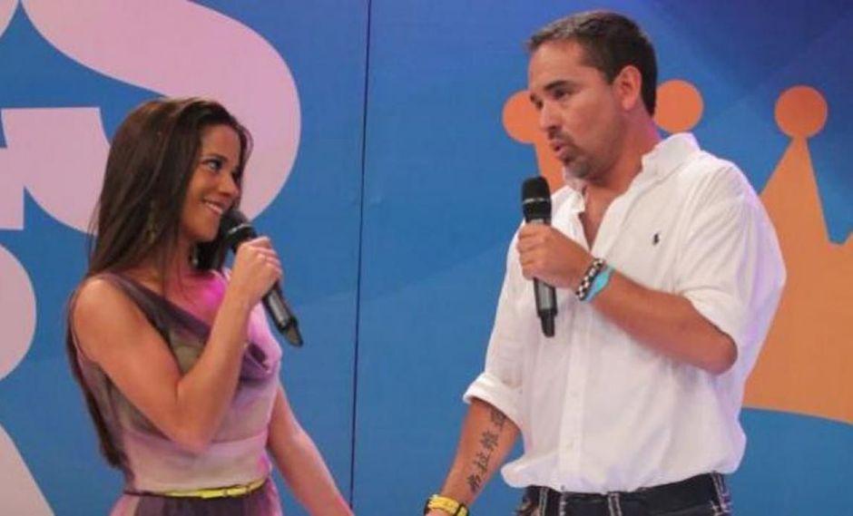Vanessa Terkes y Roberto Martinez se reencuentran en Chiclayo. (Foto: GEC)