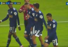 Emanuel Herrera y el doblete en 56 segundos con el que llegó a la cima de los goleadores | VIDEO