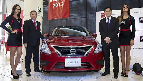 Nissan invertirá US$40 millones en el Perú hasta el 2017
