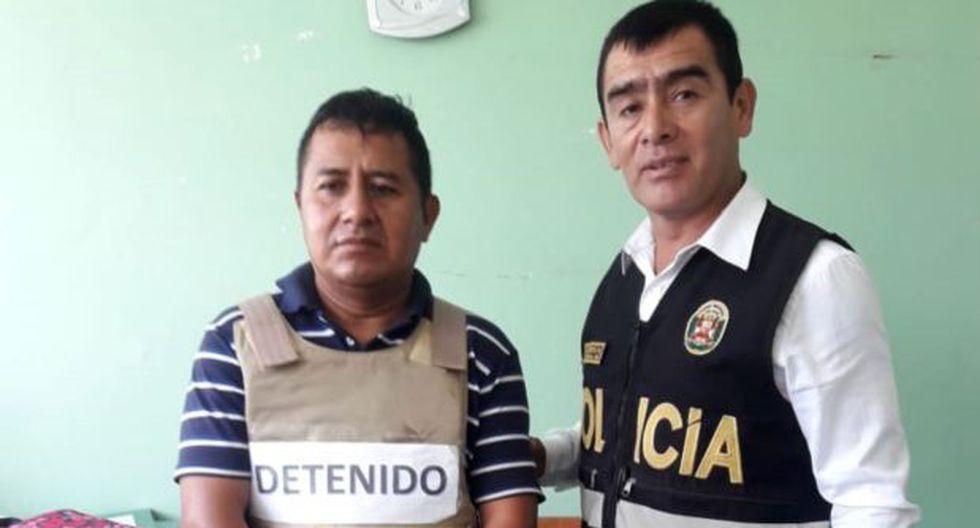 Chiclayo: detienen a integrante de pelotón de aniquilamiento de Sendero Luminoso