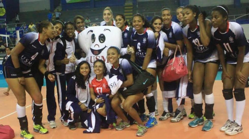 Liga de Vóley: San Martín ganó y le quitó invicto a Vallejo - 1