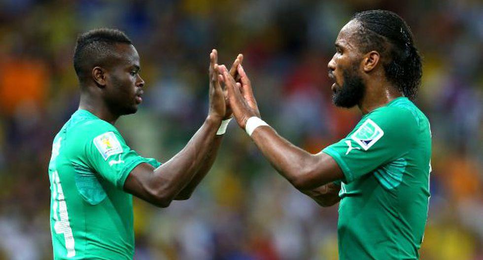 Didier Drogba se retira de la selección de Costa de Marfil
