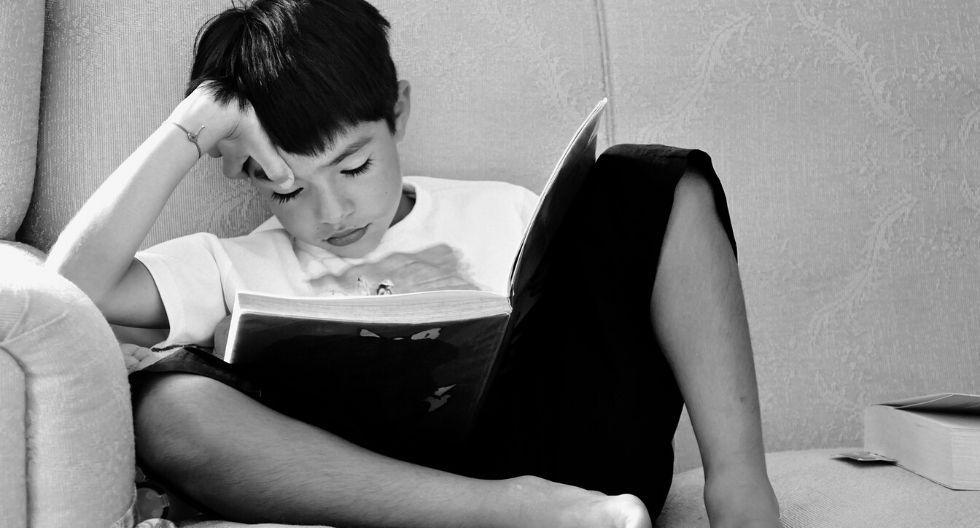 Incentiva la lectura en los niños. (Foto: Pixabay)