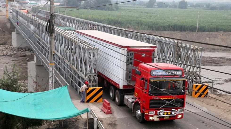 Así funcionan los puentes modulares en Áncash y La Libertad - 5
