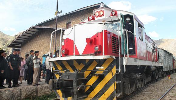 El proyecto rehabilitación integral del ferrocarril Huancayo-Huancavelica consiste en el diseño, financiamiento, ejecución de obras, adquisición de material rodante, operación y mantenimiento de mismo