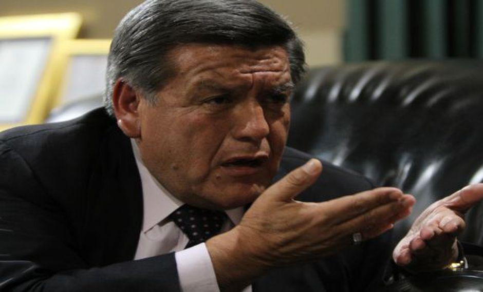 César Acuña: Poder Judicial decidirá hoy si va a juicio oral