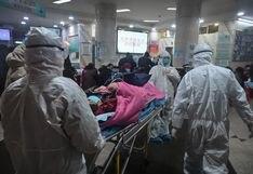 Caos y agotamiento en los hospitales de Wuhan, epicentro de la epidemia