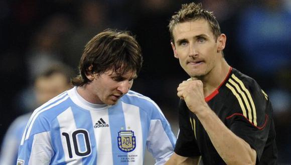 Argentina duplica en premios a Alemania si sale campeón