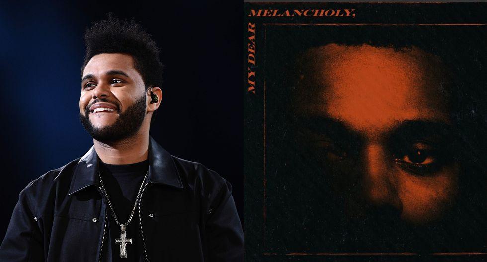 The Weeknd da regalo a sus seguidores en Viernes Santo. (Fotos: Difusión/ AFP)