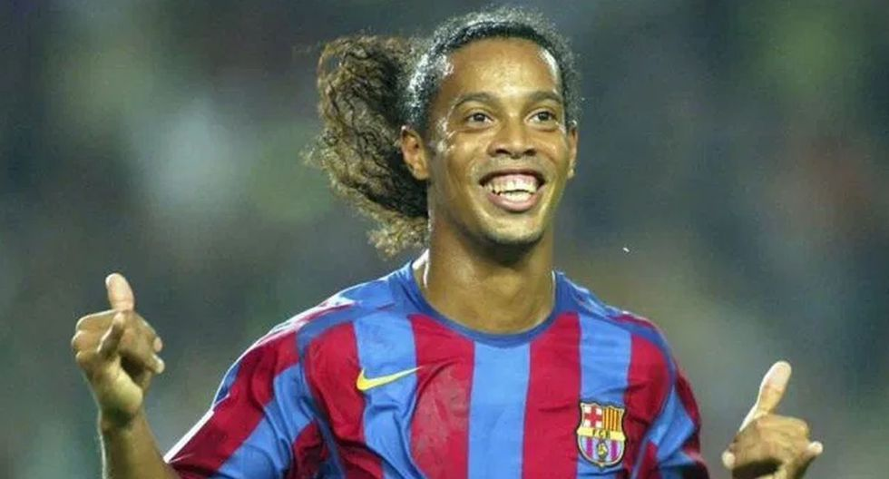 Ronaldinho. (Foto: Agencias)