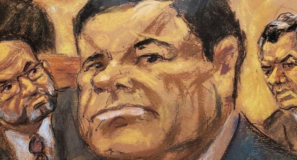 Joaquín 'El Chapo' Guzmán fue encontrado culpable por 10 cargos de narcotráfico en el juicio en su contra en Nueva York.