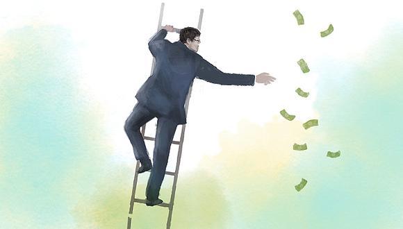 """""""Muchas regulaciones que parecen absurdas a simple vista tienen una lógica oculta y perversa, que consiste, en última instancia, en redistribuir ingresos"""". (Ilustración: Víctor Aguilar)."""