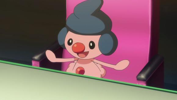 Mime Jr. también tendrá una versión 'shiny' o variocolor.