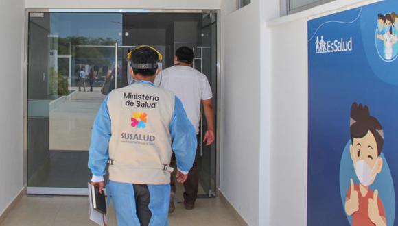 Susalud exhortó a la ciudadanía a informarse debidamente de sus actividades a través de sus canales oficiales | Foto: Facebook / SUSALUD Perú / Referencial