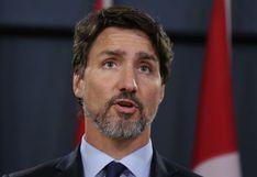Canadá entregará dinero a familias de víctimas del avión estrellado en Irán