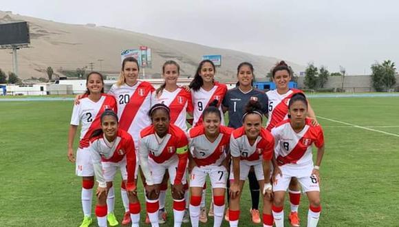La selección peruana de fútbol femenino afrontará otro amistoso este domingo.
