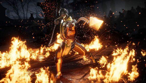 Mortal Kombat 11 saldrá a la venta el 23 de abril. (Difusión)