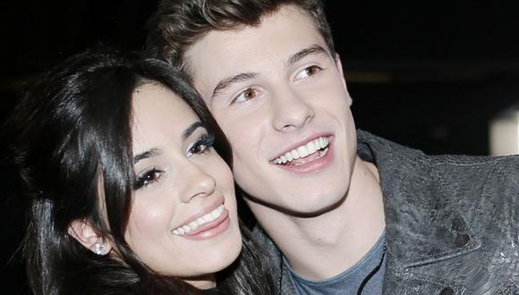 Los rumores de un romance entre Camila Cabello y Shawn Mendes se acrecientan cada vez más. (Foto: AFP)