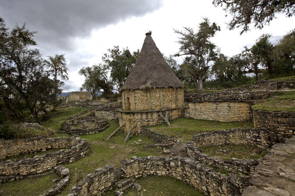 En Amazonas, el atractivo ancla y de mayor visita es la Zona Monumental Arqueológica de Kuélap. Esta ciudadela que vigila desde lo alto es parte del legado milenario de la cultura Chachapoya, que se desarrolló del año 800 d. C al 1470 d. C.(Foto: Difusión)