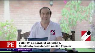"""Lescano: """"Para enfrentar cualquier pandemia es necesario equipar todas las postas y hospitales"""""""