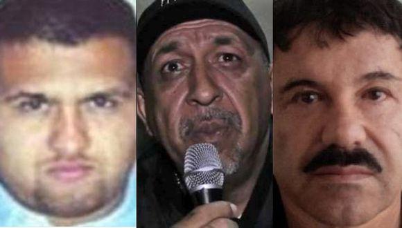 Jefes del narcotráfico mexicano detenidos, muertos o prófugos