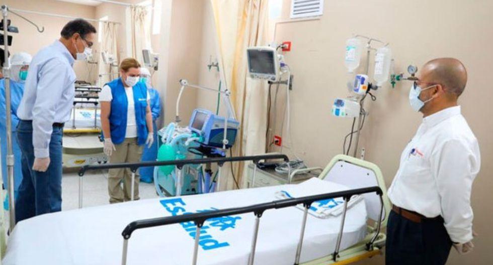 El ministro de Salud indicó que desde este lunes se implementará un plan de acción temprana (Foto: GEC)