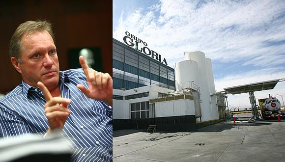 Robert Priday, gerente general del Grupo Gloria.