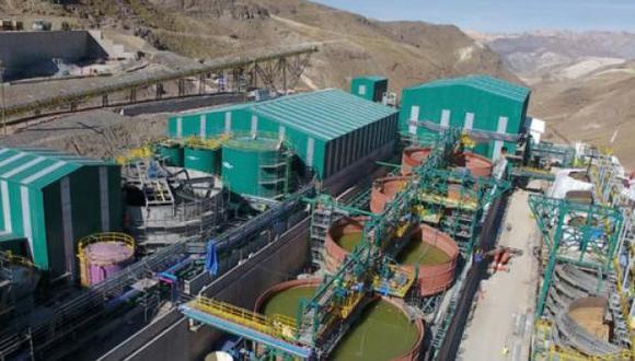 La compañía minera reportó una interrupción de la actividad productiva en Uchucchacua. (Foto: GEC)