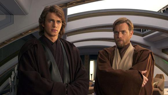 El retorno de Hayden Christensen como Anakin Skywalker es una opción real de cara a la serie que tendrá Obi-Wan Kenobi en Disney+ (Foto: Lucasfilm)