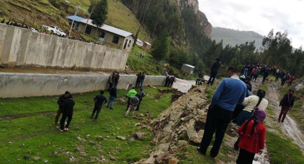 Huancavelica: hallan cuerpo sin vida de menor a orillas del río Ichu
