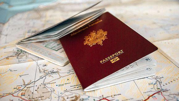"""Cae maestro de la falsificación en España: La """"estrella"""" entre sus productos era el pasaporte, con un precio de entre 5.000 y 6.000 euros. (Foto: Pixabay)"""