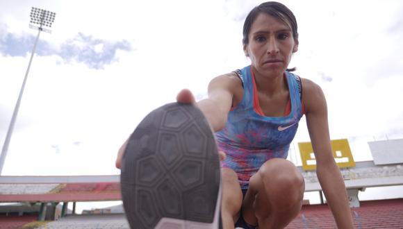 Gladys Tejeda, maratonista peruana, se encuentra clasificada a los Juegos Olímpicos Tokio 2020.