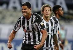 Atlético Mineiro, con doblete de Hulk, vapuleó 4-0 a Cerro Porteño por la Copa Libertadores 2021