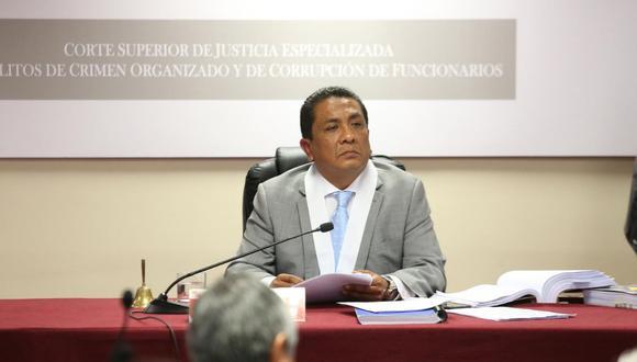 Juez Sánchez Balbuena evaluará pedido de fiscal Geovana Mori que solicitó 36 meses de prisión preventiva contra nueve investigados en el caso Costa Verde Callao. (Foto: GEC)