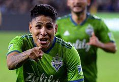 Ruidíaz, ovacionado por los hinchas del Seattle Sounders tras su golazo en la final de la MLS Cup 2019 | VIDEO