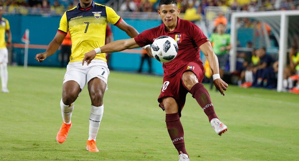 2.Ronald Hernández. (Foto: AFP)