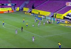 Perú vs. Brasil: Neymar puso 2-0 a la 'Canarinha' tras mal rechazo de Anderson Santamaría   VIDEO