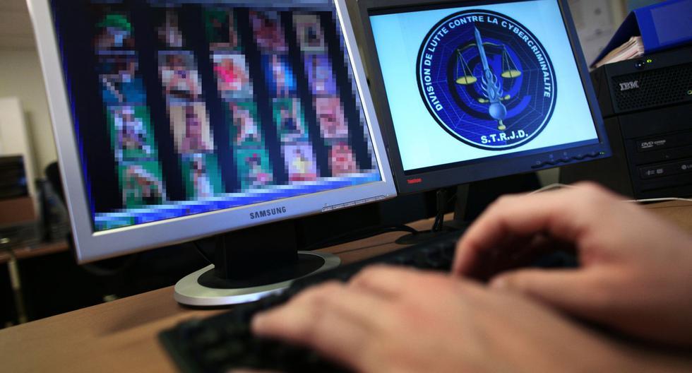 Alemania investiga a 30.000 sospechosos de actividades pedófilas en Internet.  (Foto referencial, THOMAS COEX / AFP).