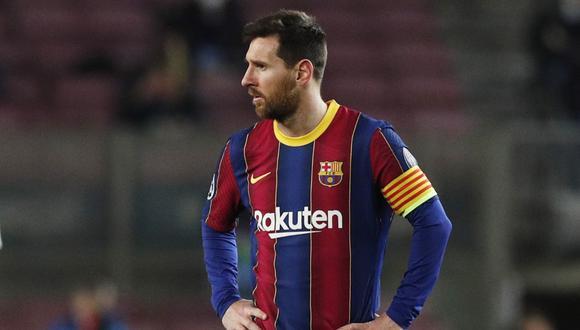 Lionel Messi tiene contrato con Barcelona hasta el 30 de junio del 2021. (Foto: REUTERS)