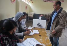 Referéndum 2018: tomar foto al voto y otros delitos electorales que fueron sancionados