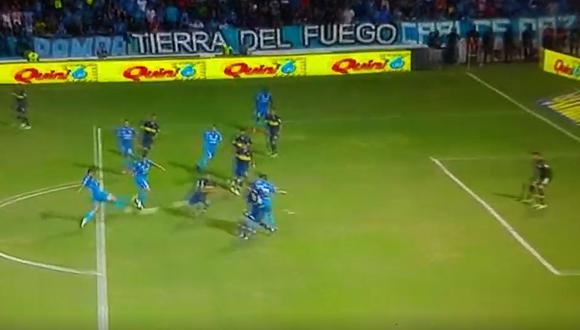 Boca Juniors vs. Belgrano EN VIVO: 'Celeste' empató 1-1 con gol de Federico Lértora | VIDEO. (Video: YouTube/Foto: Captura de pantalla)