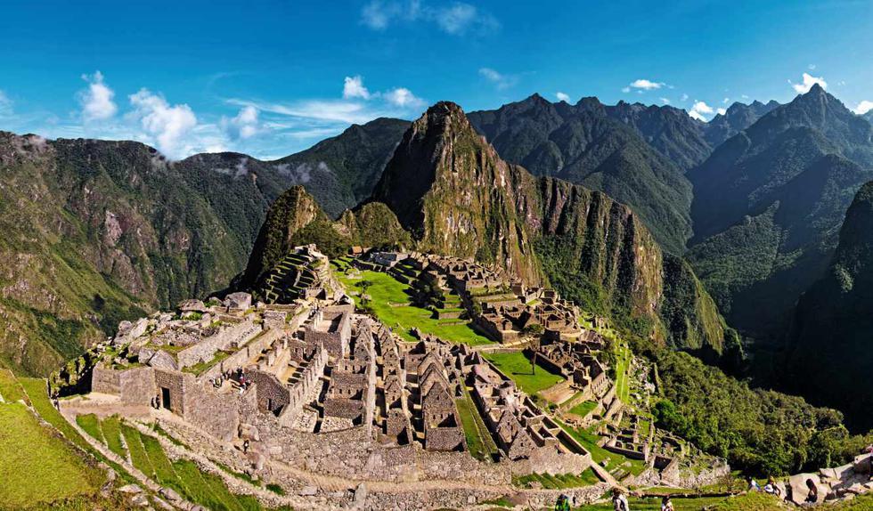 Machu Picchu cumple 13 años desde que fue declarada como maravilla del mundo moderno