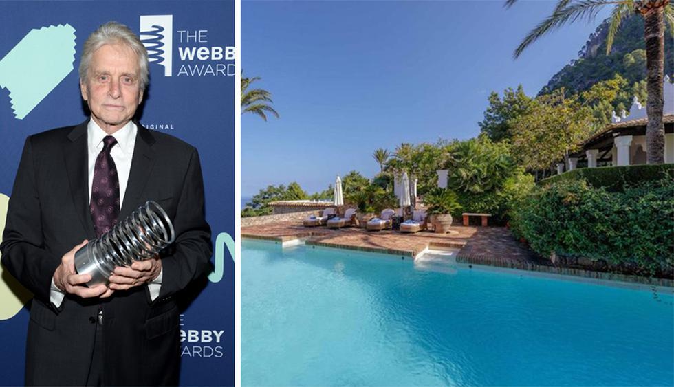 Esta mansión de Mallorca tiene un valor de 30 US$ millones. En los jardines, una gran piscina juega a los tonos de azul sobre el mar (Foto: Difusión)