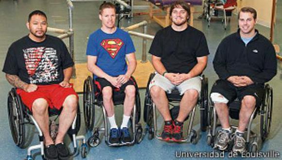 Parapléjicos recuperan movimientos por estimulación eléctrica
