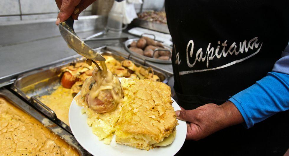 Picanterías. La gastronomía arequipeña es muy popular y las tradicionales picanterías de esta ciudad avalan esto. (Foto: El Comercio)