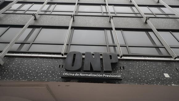 Más de 560.000 jubilados de la ONP recibirán un bono de S/930. (Foto: Cesar Campos / GEC)